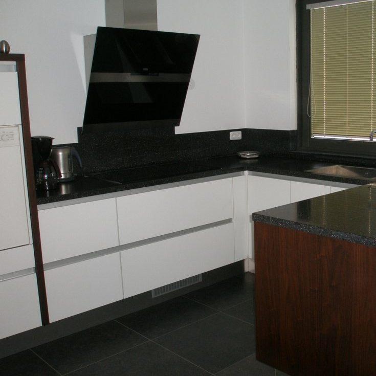 Keuken; project: Nijmegen - Iesseler Interieur